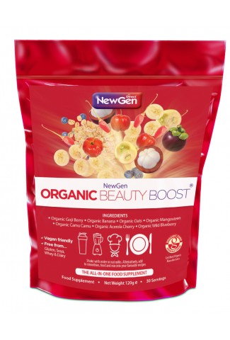 Organic Beauty Boost